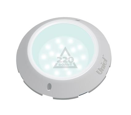 Светильник UNIEL ULT-V19-8W/NW IP54 WHITE