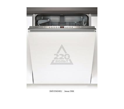 Встраиваемая посудомоечная машина BOSCH SMV53N20RU