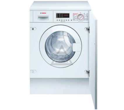 Встраиваемая стиральная машина BOSCH WKD28540OE
