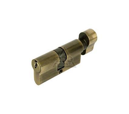 Цилиндровый механизм ADDEN BAU CYL 5-60 KNOB BRONZE