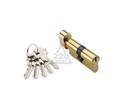 Цилиндровый механизм ADDEN BAU CYL 5-60 KEY GOLD