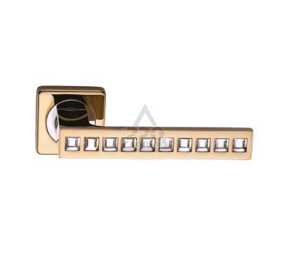 Ручка фалевая ARCHIE SILLUR C199 P.GOLD/ CRYSTAL