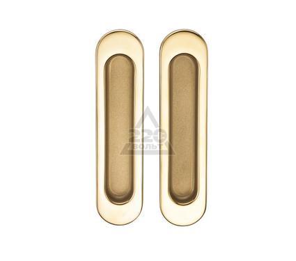 Ручка для раздвижных дверей ARCHIE SILLUR A-K05-V0  P.GOLD/S.GOLD