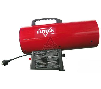 Тепловая пушка ELITECH ТП 15Г