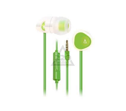 Мобильная гарнитура CREATIVE MA-200 White-Green Android