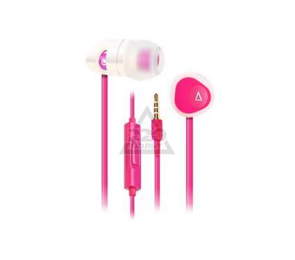 Мобильная гарнитура CREATIVE MA-200 White-Pink Android