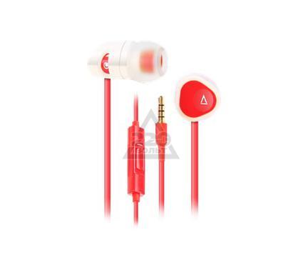 Мобильная гарнитура CREATIVE MA-200 White-Red Android