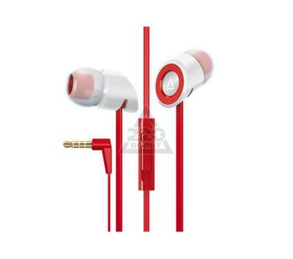 Мобильная гарнитура CREATIVE Hitz MA-350 White-Red