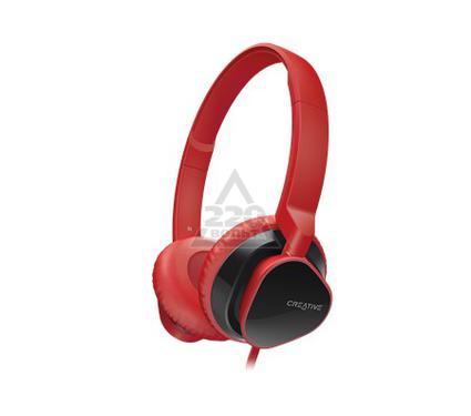 Мобильная гарнитура CREATIVE Hitz MA2300 Red