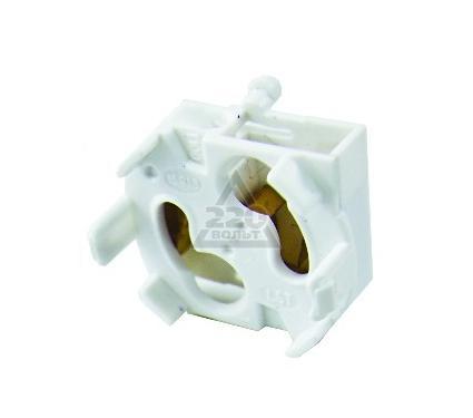 Стартеродержатель ТДМ Патрон ТДМ SQ0335-0016  карболитовый потолочный Е27 черный прямой Б/Н