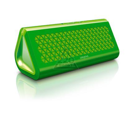 Портативная Bluetooth-колонка CREATIVE AIRWAVE беспроводная зеленая