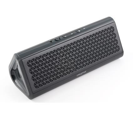 Портативная Bluetooth-колонка CREATIVE AIRWAVE беспроводная чёрная