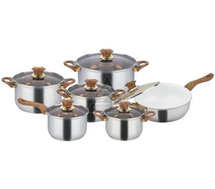 Набор посуды BOHMANN BH - 1211 DWC