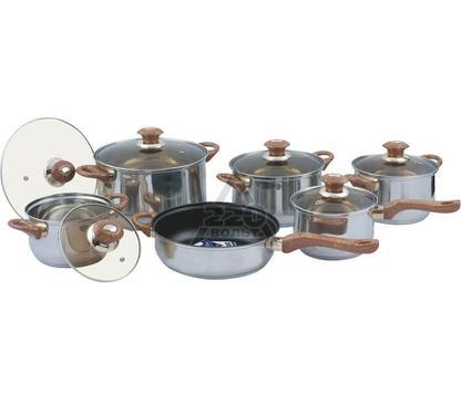 Набор посуды BOHMANN BH - 1211 GDT