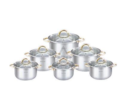 Набор посуды BOHMANN BH - 1212 PG