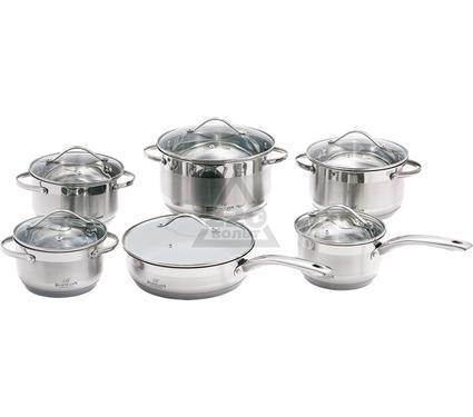 Набор посуды BOHMANN BH - 1258WCR