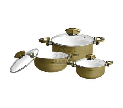 Набор посуды BOHMANN BH - 6003 WCR
