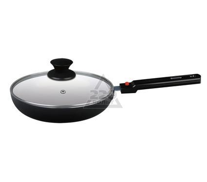 Сковорода с крышкой BOHMANN BH-20BL