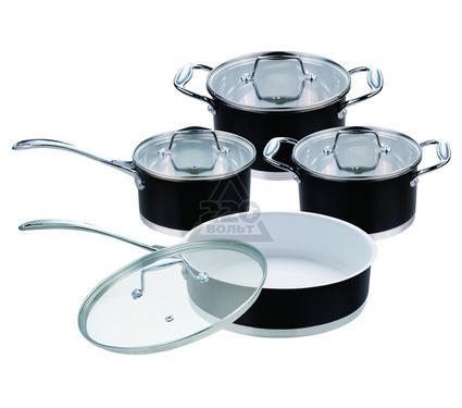 Набор посуды RAINSTAHL RS - 1086 WBK
