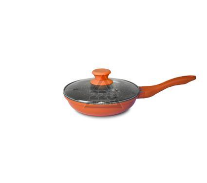 Сковорода с крышкой BELEZZA 6107583