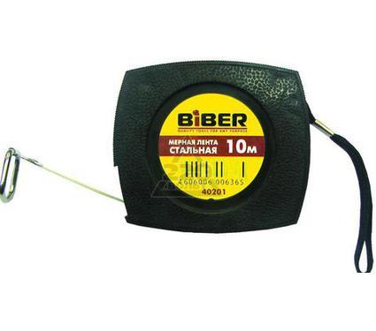 Лента мерная BIBER 40201