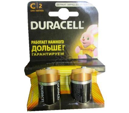 Батарейка DURACELL LR14-2BL