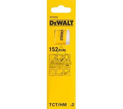 Полотно для сабельной пилы DEWALT DT2332-QZ