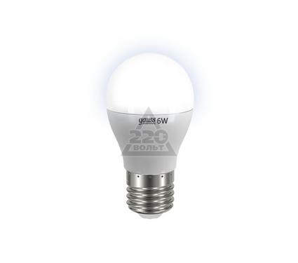 Лампа светодиодная GAUSS LD53226