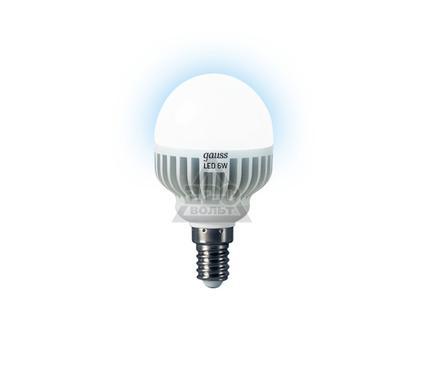 Лампа светодиодная GAUSS EB105101206