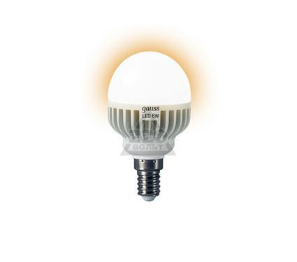 Лампа светодиодная GAUSS EB105101106