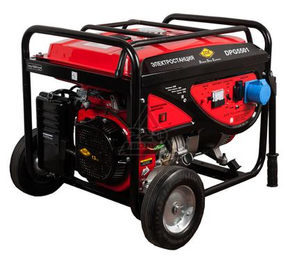 Бензиновый генератор DDE DPG5501