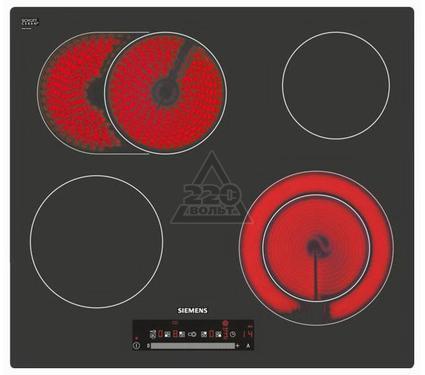 Встраиваемая варочная панель SIEMENS ET601FN17