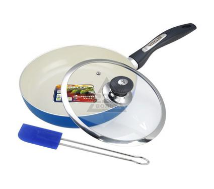 Сковорода с крышкой VITESSE VS-2201