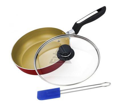 Сковорода с крышкой VITESSE VS-2206