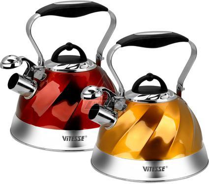 Чайник со свистком VITESSE VS-1119