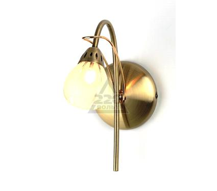 Бра RIVOLI Elba-W-1хG9-40W-Antique brass/Gold (6)