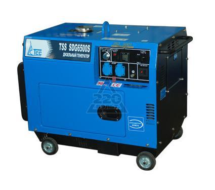 Дизельный генератор ТСС SDG 5000 ES