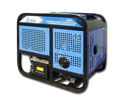 Дизельный генератор ТСС SDG 10000 E3