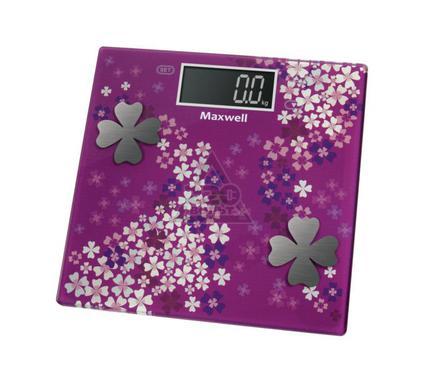 Весы напольные MAXWELL MW-2665(W)