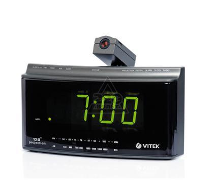 Часы-радио VITEK VT-3508(GY)