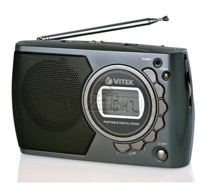 Радио VITEK VT-3583(GY)