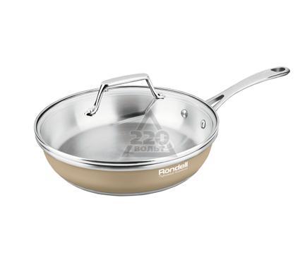Сковорода с крышкой RONDELL RDS-355