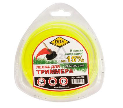 Леска для триммеров DDE 644-672