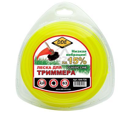 Леска для триммеров DDE 644-726