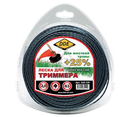 Леска для триммеров DDE 645-129