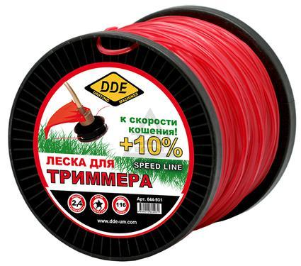 Леска для триммеров DDE 644-931