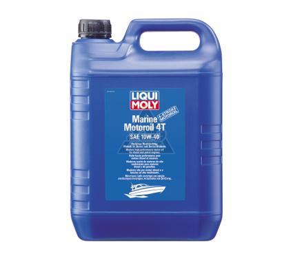 Масло LIQUI MOLY Marine Motoroil 4T 10W-40