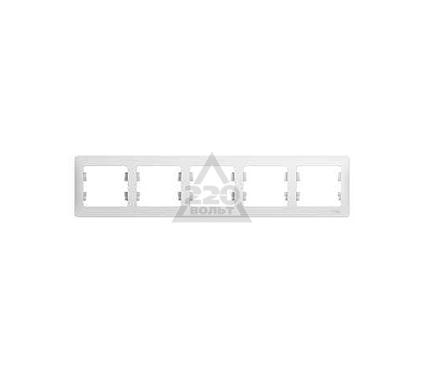 Рамка SCHNEIDER ELECTRIC GSL000105 Glossa