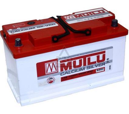 Аккумулятор MUTLU CALCIUM SILVER 100 P