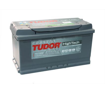 Аккумулятор TUDOR High-Tech TA 1000